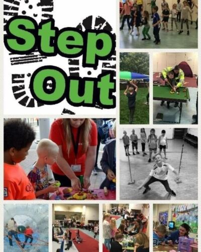 about step out youth